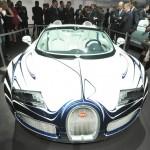 Bugatti L'Or Blanc