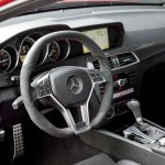 Cockpit C 63 AMG Coupe