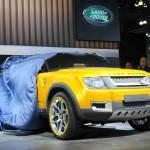 Land Rover Studie DC100 sport