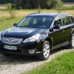 Subaru Outback 2.5i CVTGas