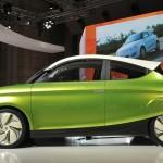Suzuki Konzeptfahrzeug Regina
