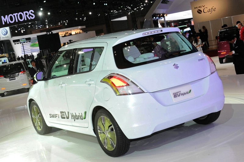 Suzuki Swift EV-Hybrid