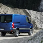 Volkswagen Crafter 4Motion Allrad