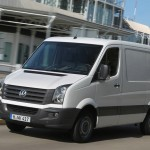 Volkswagen Crafter mit neuer Biturbo-Diesel