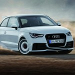Audi A1 Quattro limited