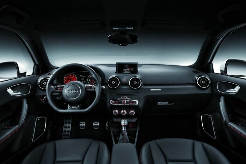 Audi A1 Quattro Innenraum