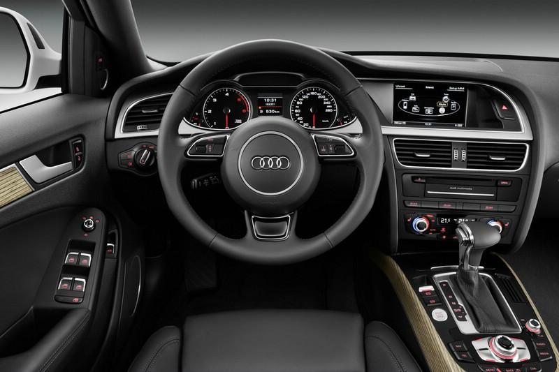 Armaturenbrett audi  Galerie: Audi A4 2012 Armaturenbrett | Bilder und Fotos