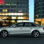 Audi A4 Modelljahr 2012