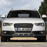 Der neue Audi A4 in der Version Allroad