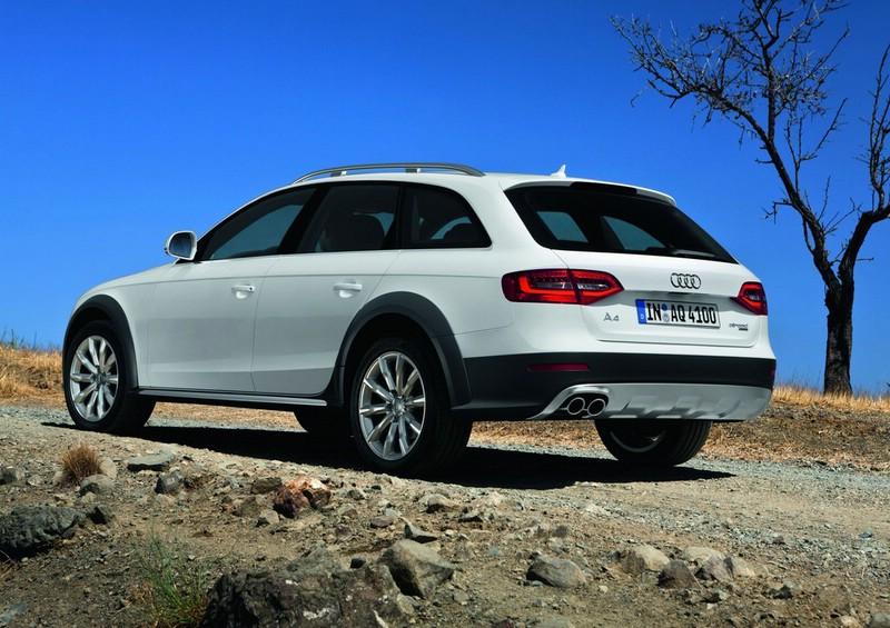 Der Audi A4 als Allroad Quattro