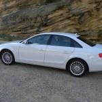 Der 2012-er Audi A4 als Limousine