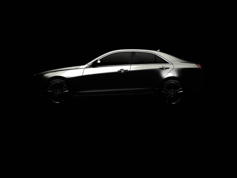 Der neue Cadillac ATS