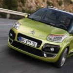 Citroën C3 Picasso in der Frontansicht
