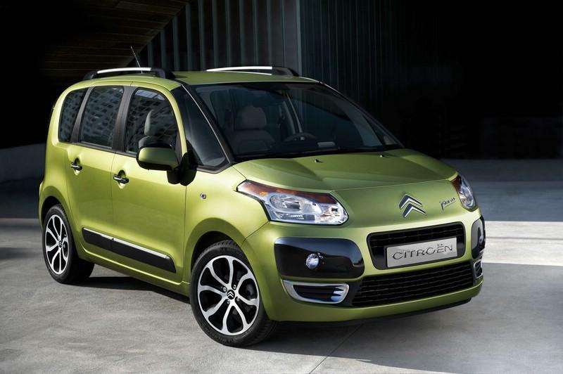 Der C3 Picasso von Citroën