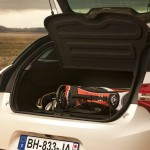 Heckklappe und Kofferraum des Citroen DS5