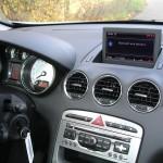 Navi im Peugeot 308 Active VTI 1,6