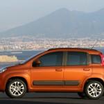 Fiat Panda von der Seite