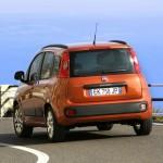 Fiat Panda Modelljahr 2012
