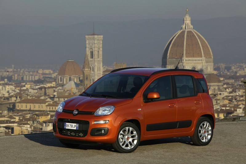 Fiat Panda Modell 2012