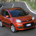 Fiat Panda Frontansicht