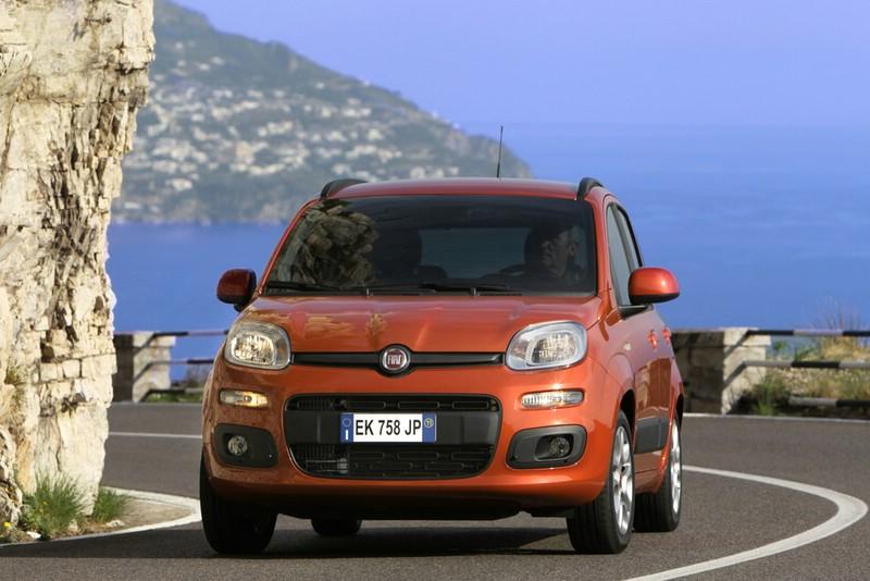 Fiat Panda in der aktuellen Version