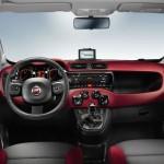 Die Inneren Werte des Fiat Panda (Rot)
