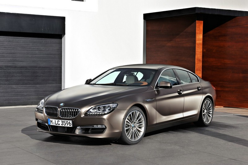 BMW 640 Gran Coupé