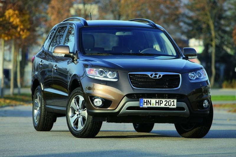 2012-er Hyundai Santa Fe