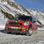 MINI Cooper S Countryman ALL4 im Winter