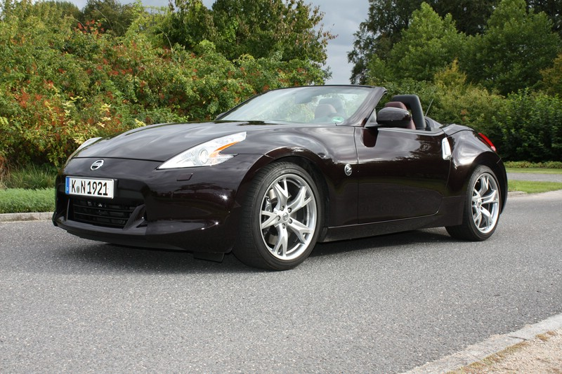 Die Optik Nissan Roadster 370Z