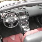 Auf Luxus soll der Nissan Roadster 370Z Fahrer nicht verzichten