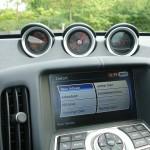 Rundinstrumente im Nissan Roadster 370Z