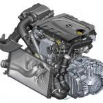 Opel Biturbo-CDTI Motor
