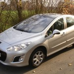 Peugeot 308 Active VTI 1,6 in Silber