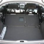Hier ist Platz für das Gepäck - Peugeot 308 Active VTI 1,6