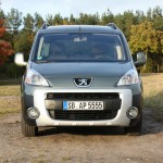 Peugeot Partner Tepee in der Frontansicht