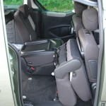 Peugeot Partner Tepee Innenraum