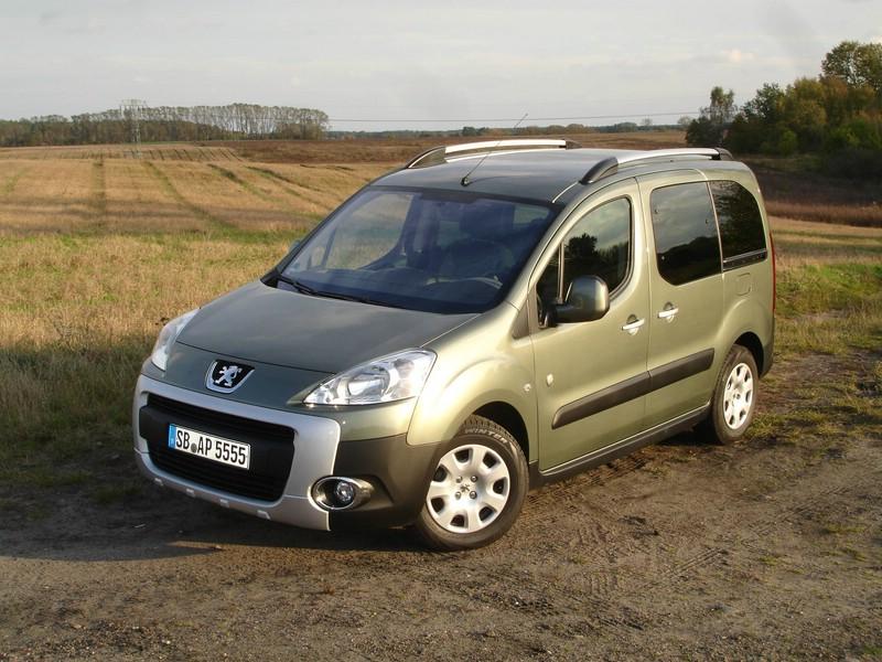 Peugeot Partner Tepee im Test