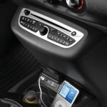 CD-Player im Renault Twingo