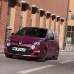 Renault Twingo in der Frontansicht