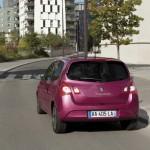 Renault Twingo in der Heckansicht