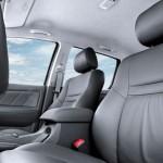 Ledersitze des Toyota Hilux Modell 2012