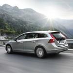 Der V60 Plug-in-Hybrid von Volvo kommt 2012