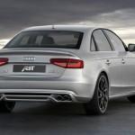 Der Abt AS4 ist die Abt-Variante von Audi A4