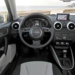 Der Innenraum des neuen Audi A1 Sportback