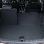 Der Kofferraum des Audi A1 Sportback