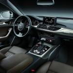 Das Cockpit des 2012-er Audi A6 Allroad Quattro