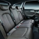 Platz für die Fondpassagiere im Audi A6 Allroad Quattro