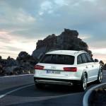 Audi A6 Allroad Quattro Modelljahr 2012