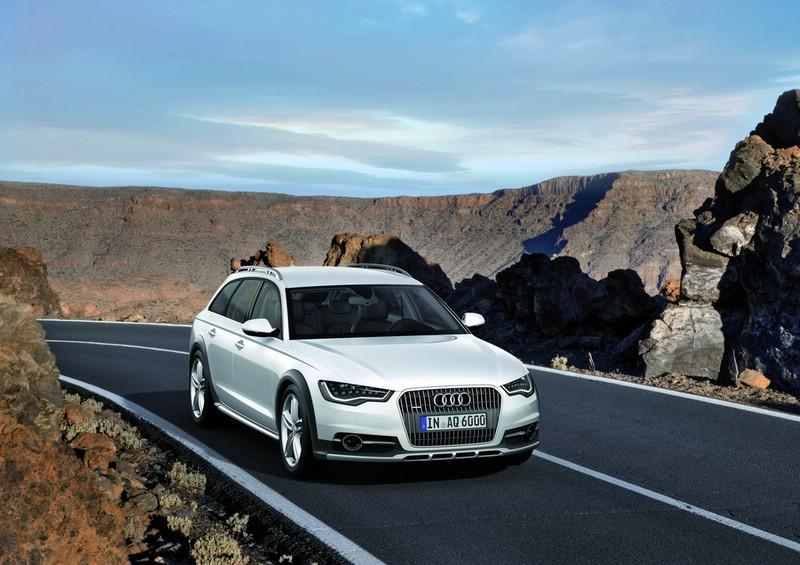Neuer Audi A6 Allroad Quattro mit vielen Neuerungen